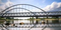 Brücke in Wittenberg